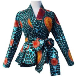 African Print - Woodclef
