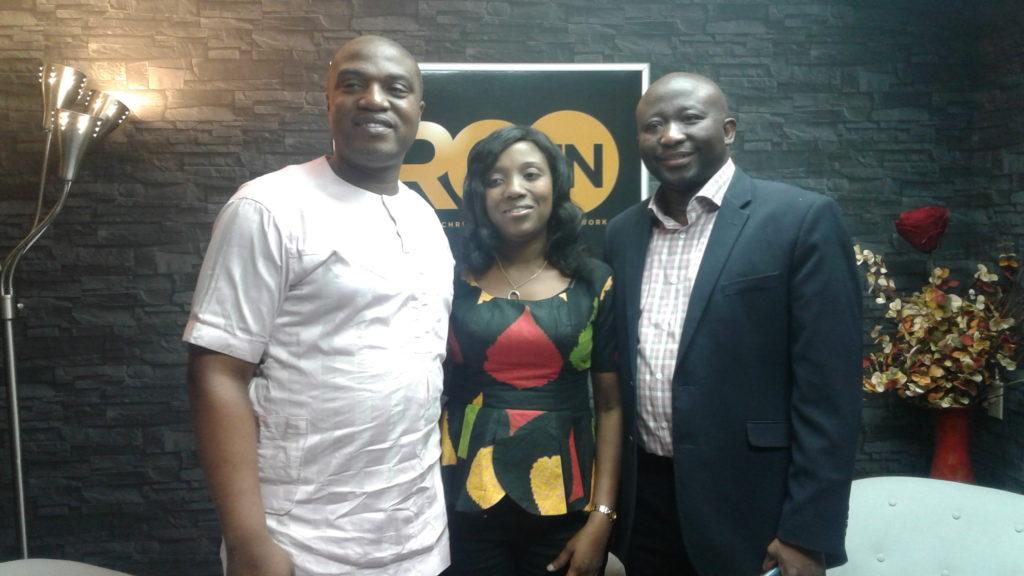Kayode and Moji Olusoji - Woodclef