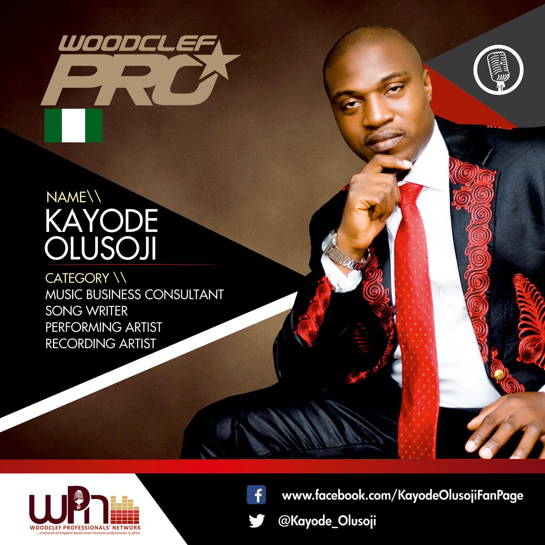 Woodclef Pro - Kayode Olusoji