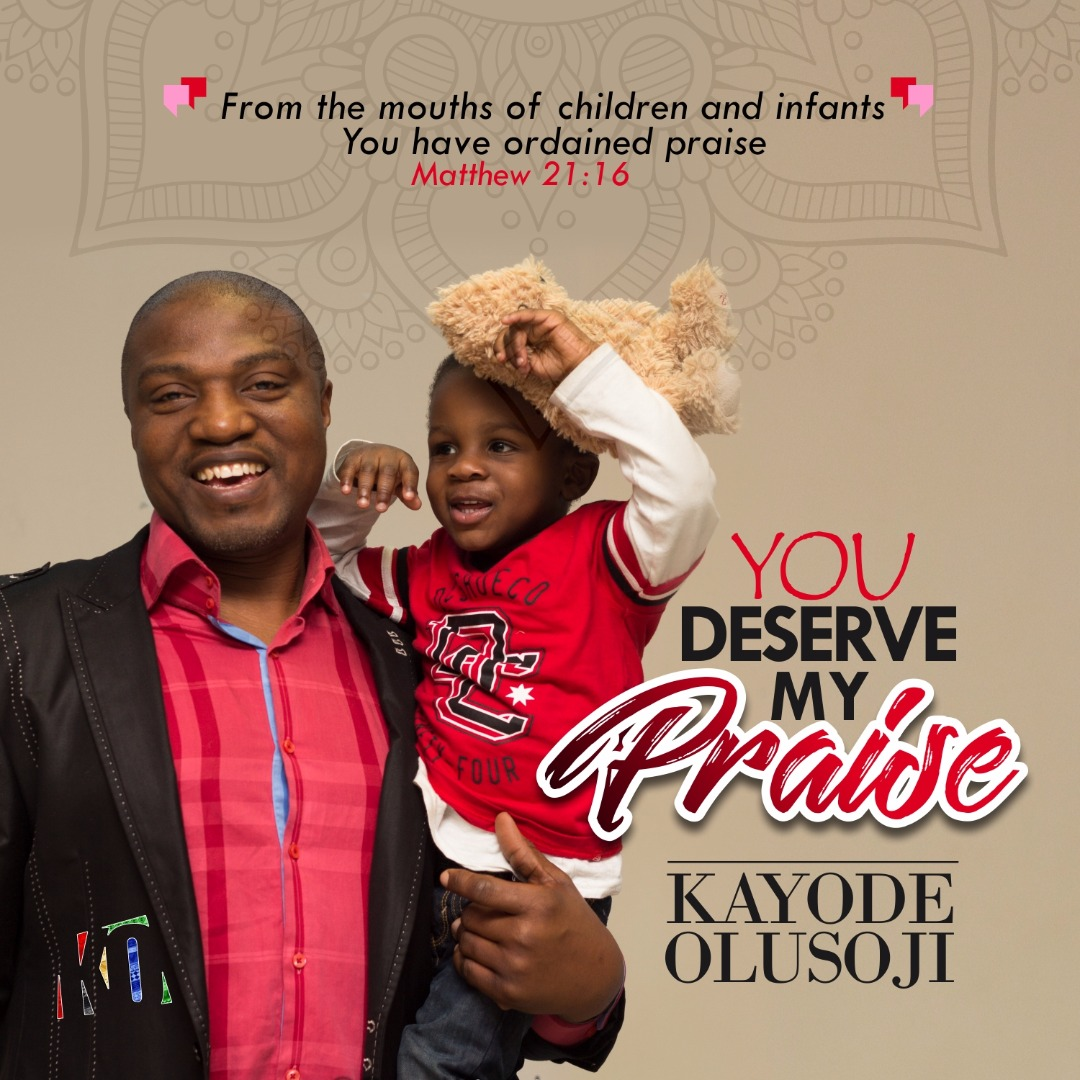 Kayode Olusoji - Woodclef