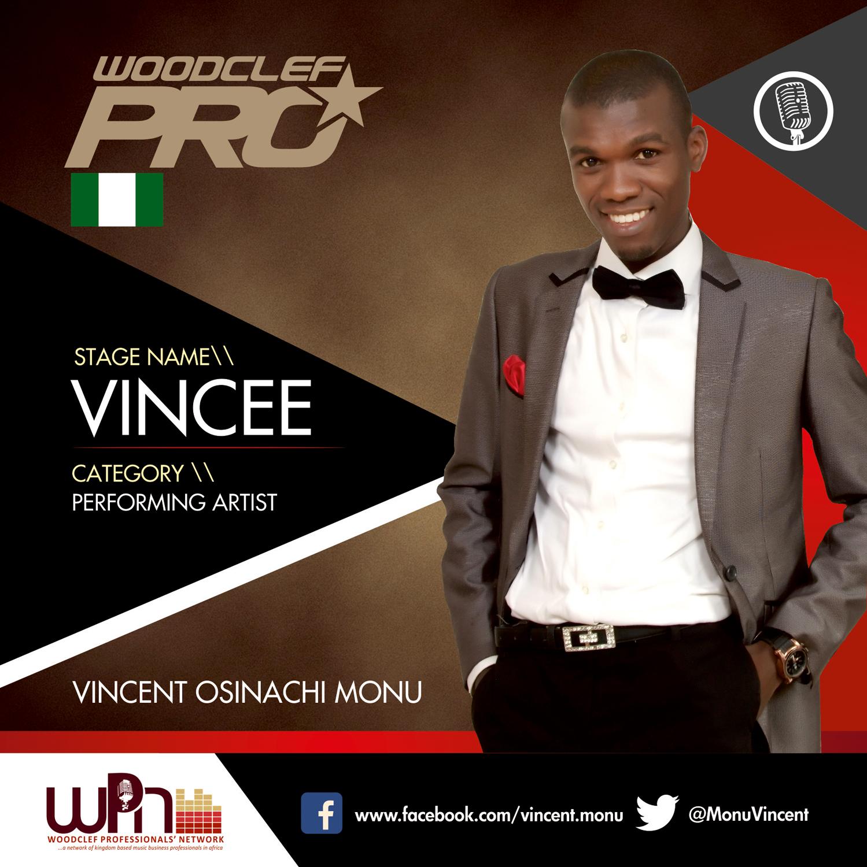 Vincee - Woodclef Pro