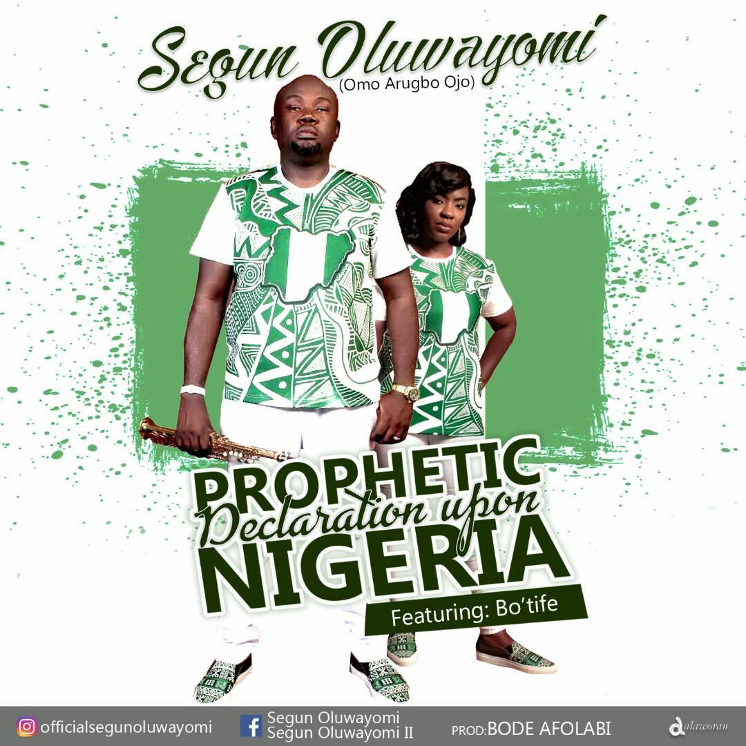 Prophetic Declaration Upon Nigeria