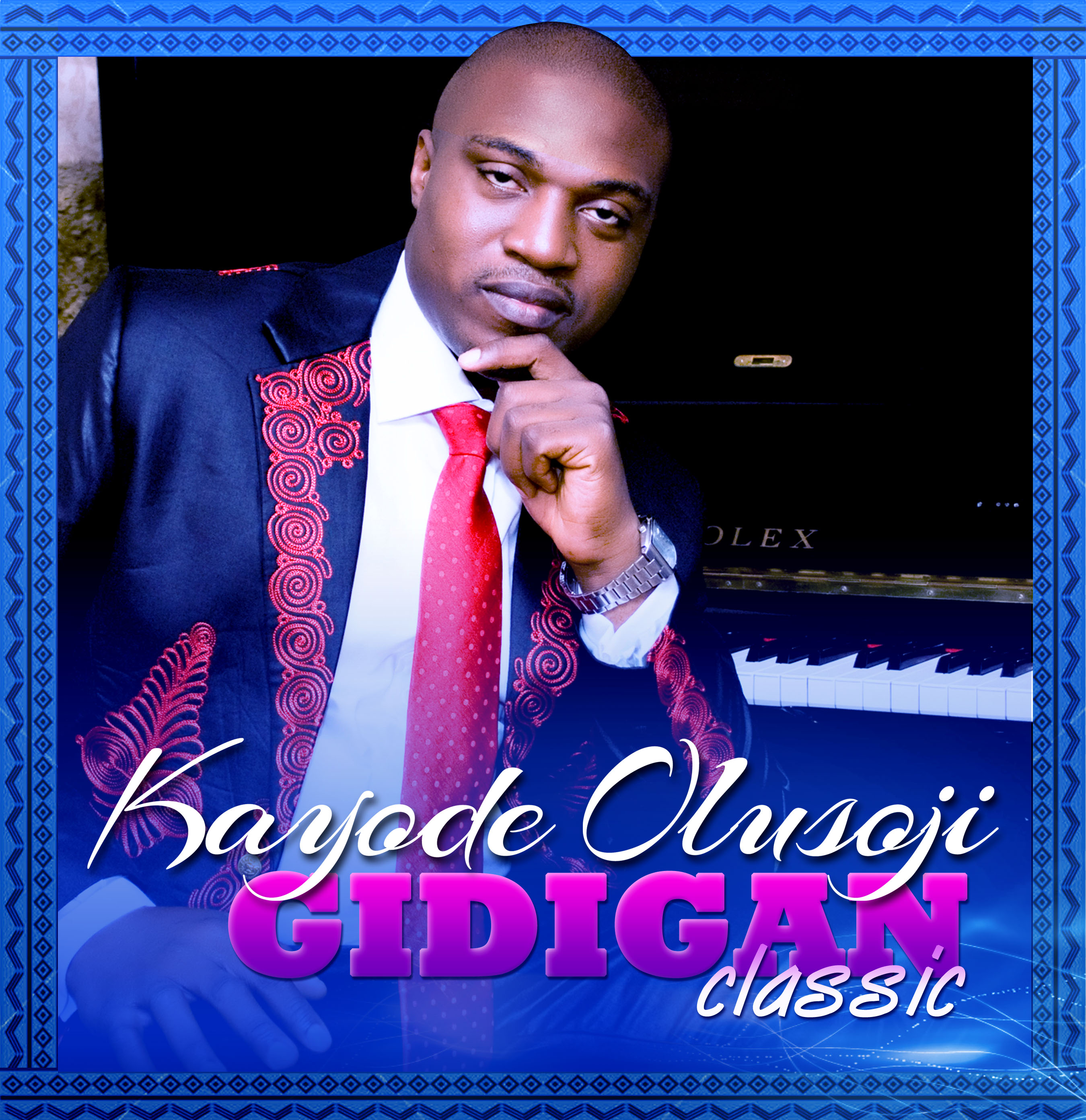 Gidi Gan Classic Album by Kayode Olusoji
