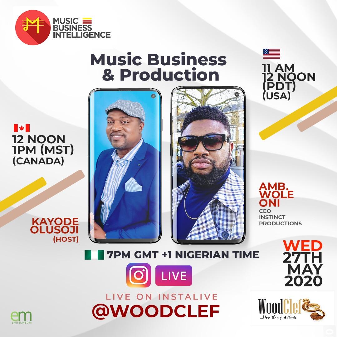 Music Business Intelligence
